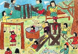 Hiroshima schoolchildren drawings | PlayGroundology