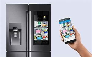 Samsung Kühlschrank Display : family hub 2 0 der smarte k hlschrank von samsung ist das die zukunft k chenfinder ~ Frokenaadalensverden.com Haus und Dekorationen