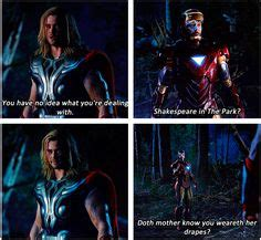 Doth You Weareth Drapes - iron 3 quotes quotes marvel and