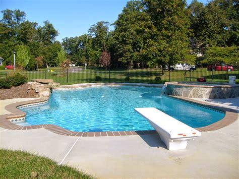 Pool : Our Favorite New Jersey Concrete Pools Designs