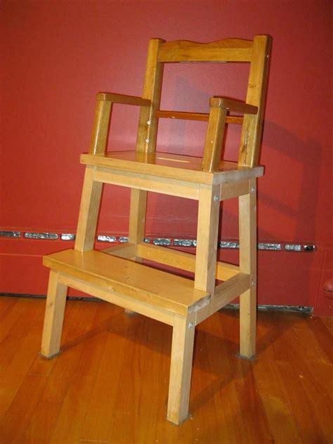 chaises haute chaise haute montessori mais pas que