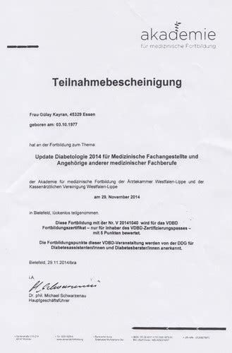 zertifikate kinderarzt altenessen kinderarztpraxis