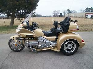 2006 Honda Goldwing Gl1800 Champion Trike