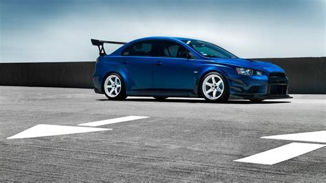 Car, Mitsubishi Lancer, Blue Cars Wallpapers Hd / Desktop