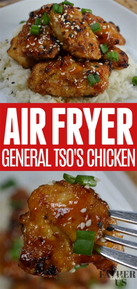 air general chicken fryer tso recipes fatherandus chinese easy dinner healthy quick recipe super