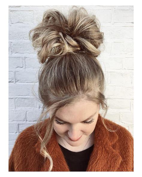 cute easy updos  long hair  trends