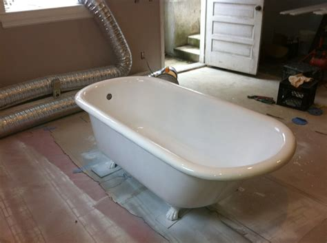 bathtub reglazing cost bathub refinishing products process allstateloghomes
