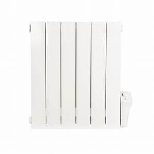 Chauffage Electrique A Inertie : radiateur electrique inertie leroy merlin ~ Edinachiropracticcenter.com Idées de Décoration