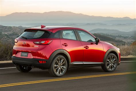 mazda 6 crossover 2016 mazda cx 3 crossover looks great from every angle