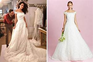 amal clooney oscar de la renta wedding dress copy With amal clooney wedding dress