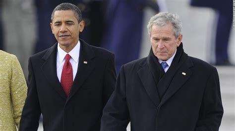 bush letter to obama read the letter george w bush wrote to barack obama 47566