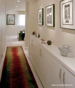 Meuble Couloir étroit : couloir meuble long troit int rieur pinterest couloir longues et couloirs troits ~ Teatrodelosmanantiales.com Idées de Décoration