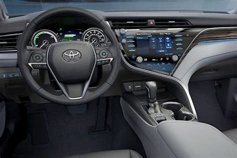 toyota camry hybrid redesign  release toyota