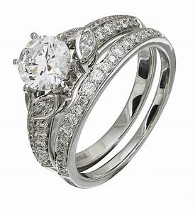 discount diamond engagement ring set With discount diamond wedding ring sets
