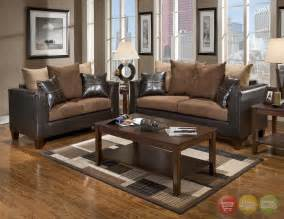 Brown Sofa Living Room Picture