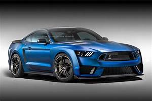 Next Ford Mustang Shelby GT500 Looks Insane In Rendering