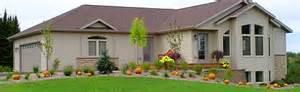 large ranch floor plans winona homes inc winona minnesota