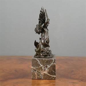 Bronze Sculpture - Archangel Michael - Statues