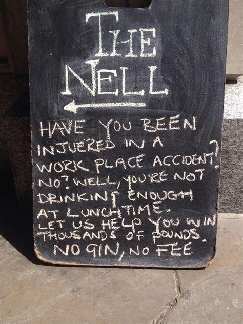 hospitality training funny pub signs  funniest pub