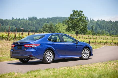 2018 Toyota Camry Prices And Fuel Economy