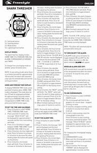 Freestyle Fs84840 User Manual Pdf Download
