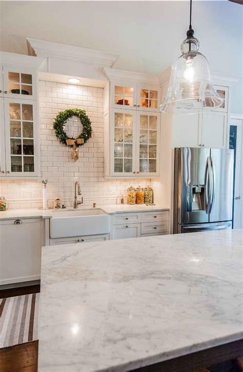 dream fixer upper inspired kitchen