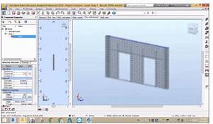 Design Of Rcc Wall In Robot Structural Analysis