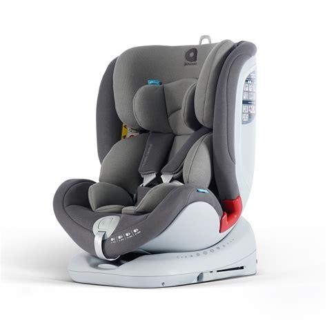 apramo  stage group  car seat slate grey