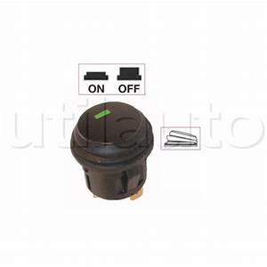 Interrupteur Bouton Poussoir : interrupteur contacteur bouton poussoir on off avec ~ Melissatoandfro.com Idées de Décoration