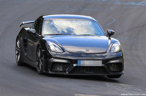 2020 Porsche Cayman by 2020 Porsche 718 Cayman Gt4 And