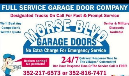 Garage Door Torsion Springs Jacksonville Fl by Garage Door Repair Ocala Fl