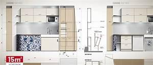 deco chambre 15m2 With comment meubler un studio de 20m2 2 conseils darchitecte comment amenager un studio