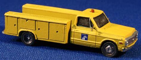 conrail chevrolet service truck