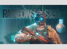 Tom Clancy's Rainbow Six Siege Fuze Ghost Recon set