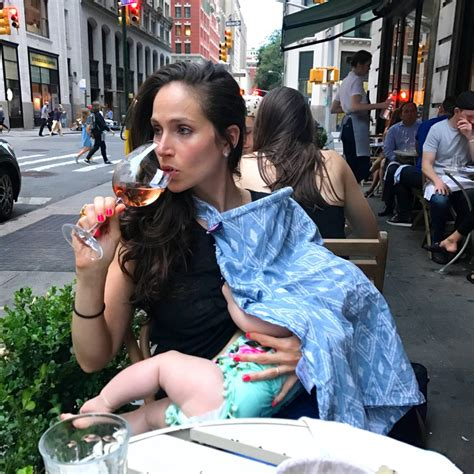 Drinkingwhile Breastfeeding Be Well With Arielle