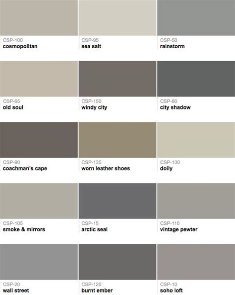 gray love the bungalow paint colors for home paint