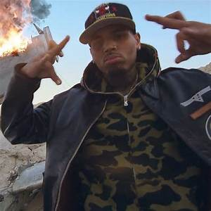 """French Montana f. Chris Brown & Migos - """"Moses""""   HipHopDX"""