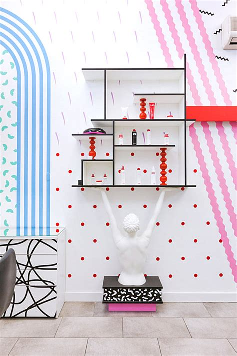 delicious interior design featuring candy colors  bold