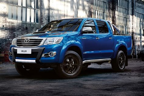 Posh New Toyota Hilux Invincible X Arrives To Top Pickup