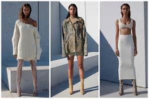 yeezy season  spring summer  lookbook