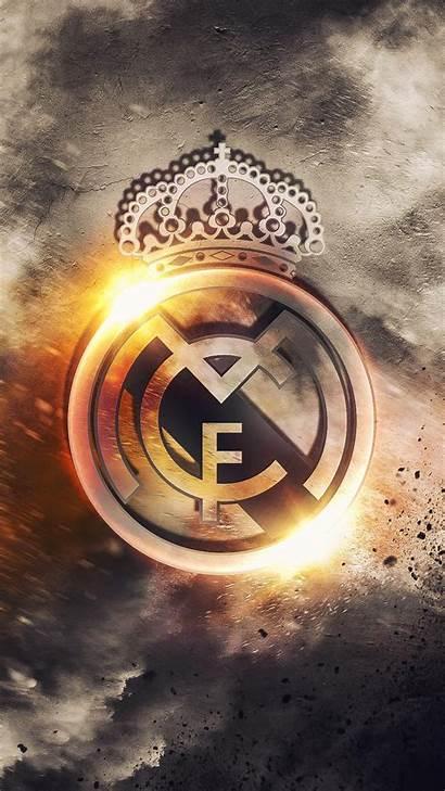 Madrid Wallpapers Deviantart Football Symbol Mobile Muerte