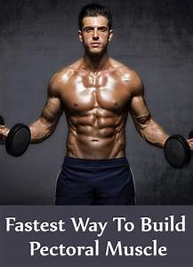 Fastest Way To Build Pectoral Muscle