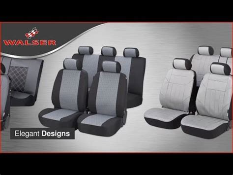 walser car seat covers youtube