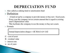 depreciation amortisation