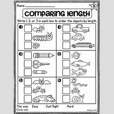 First Grade Math Unit 14 Measurement  Grades 12 Ideas & Resources  First Grade Math