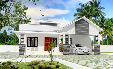 B Z Design Home : 1151 Sq Ft Single Floor Home