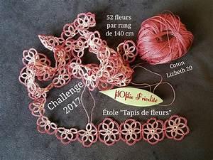 Tapis De Fleurs : charpe tapis de fleurs en frivolit ~ Melissatoandfro.com Idées de Décoration