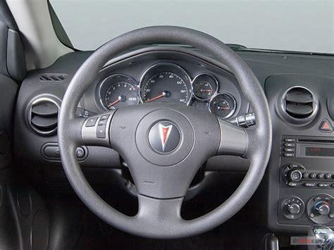 2007 Pontiac G6 2-door Coupe Gt Steering Wheel