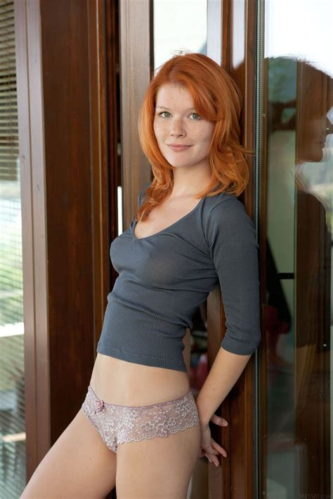 Mia Sollis Red Haired Beauty Beautiful Redhead Redheads