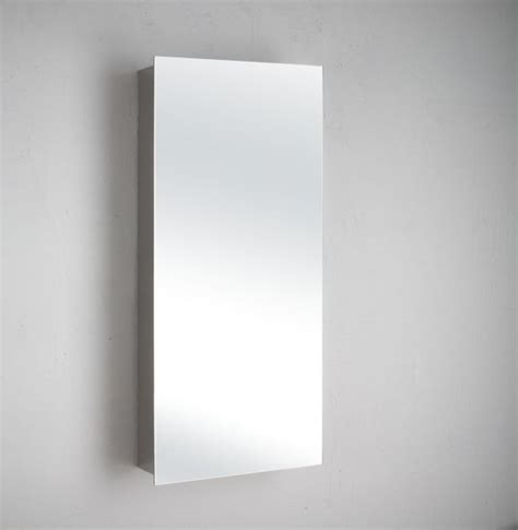 Bathroom Wall Cabinets With Mirror by Narrow Single Door Mirror Bathroom Wall Cabinet